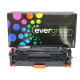 CARTUCHO DE TONER HP CC530A CE410A CF3870A BLACK M476NW COMPATIVEL EVERGREEN 3,5K