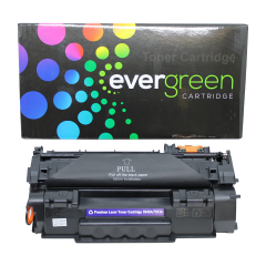 CARTUCHO DE TONER HP Q5949 Q7553A COMPATIVEL EVERGREEN 2.5K