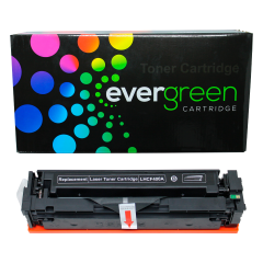 CARTUCHO DE TONER HP CF400A BLACK M252DW COMPATIVEL EVERGREEN 1.5K