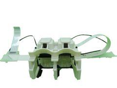 CARRO COMPLETO HP 3050 HP 2050 HP 1000 HP 1050 C8760-80015 NOVO