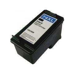 CARTUCHO DE TINTA HP 74XL 25ML BLACK COMPATIVEL