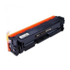 CARTUCHO DE TONER HP CF510A / CF530A BLACK 0,9K COMPATIVEL